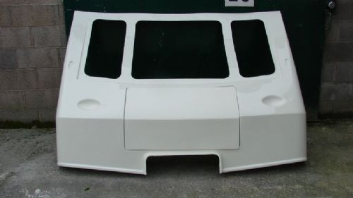 CPS-ELD-306 FRONT PANEL AND LOCKER LID